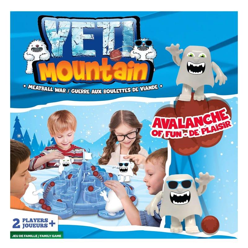 Board Game Yeti Mountain Meatball
