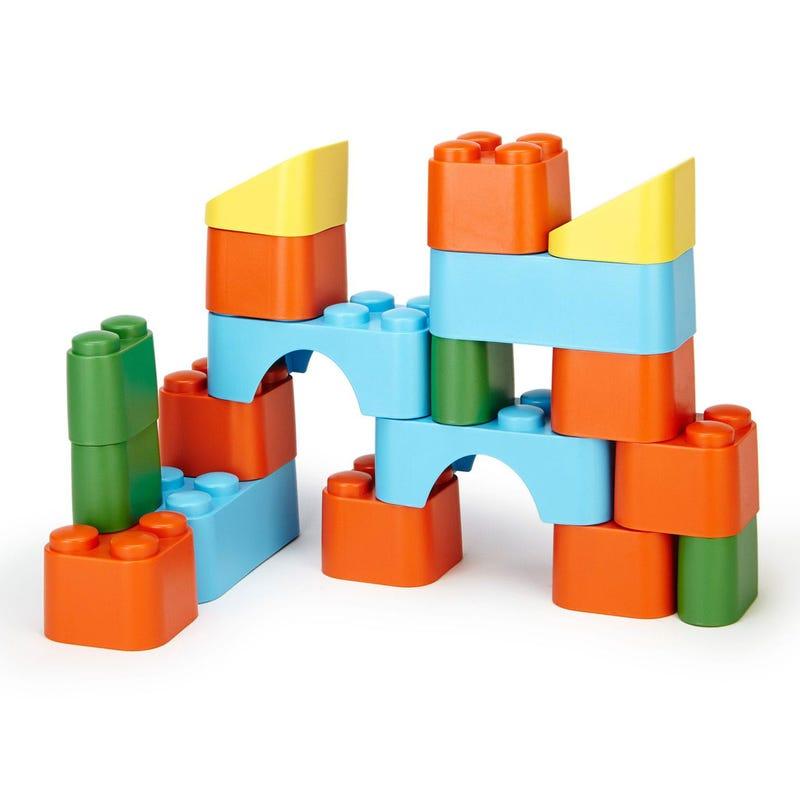 Ensemble de Bloc de Construction