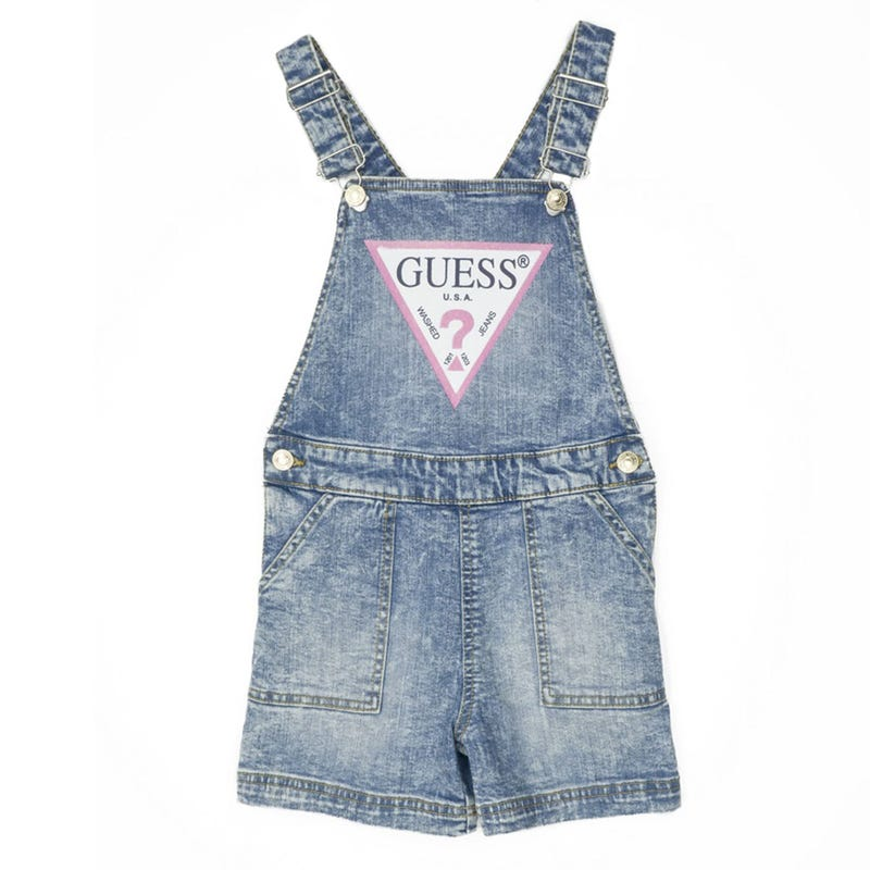 Denim Shortall 7-14y