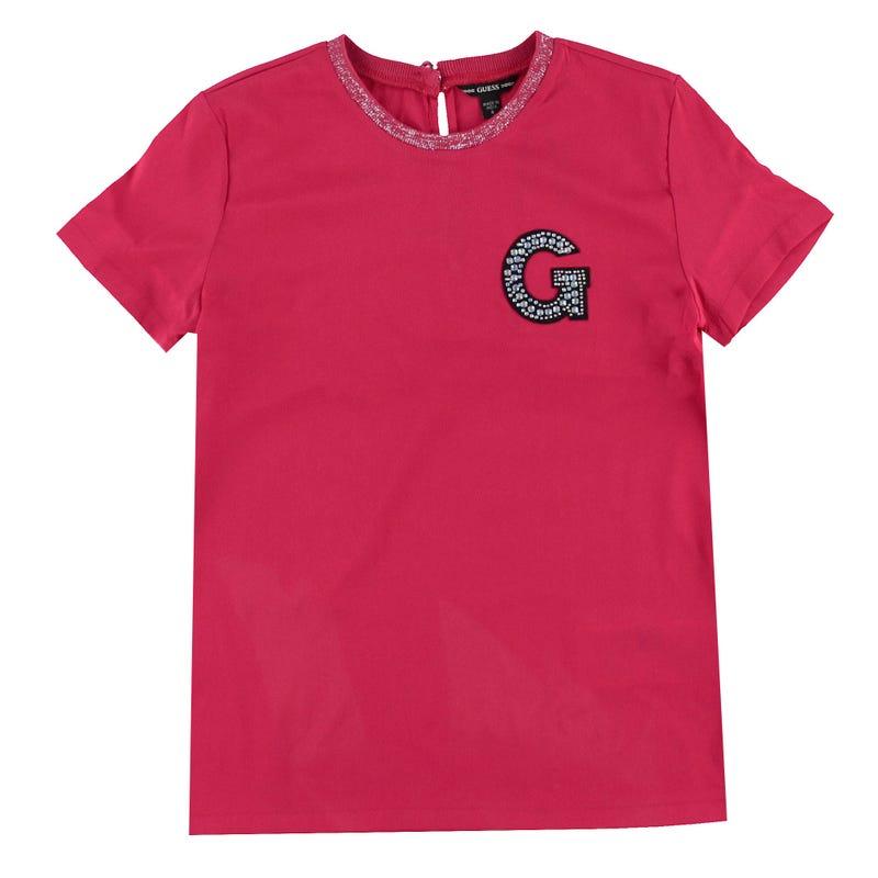 T-shirt Brillant Félin 8-14ans