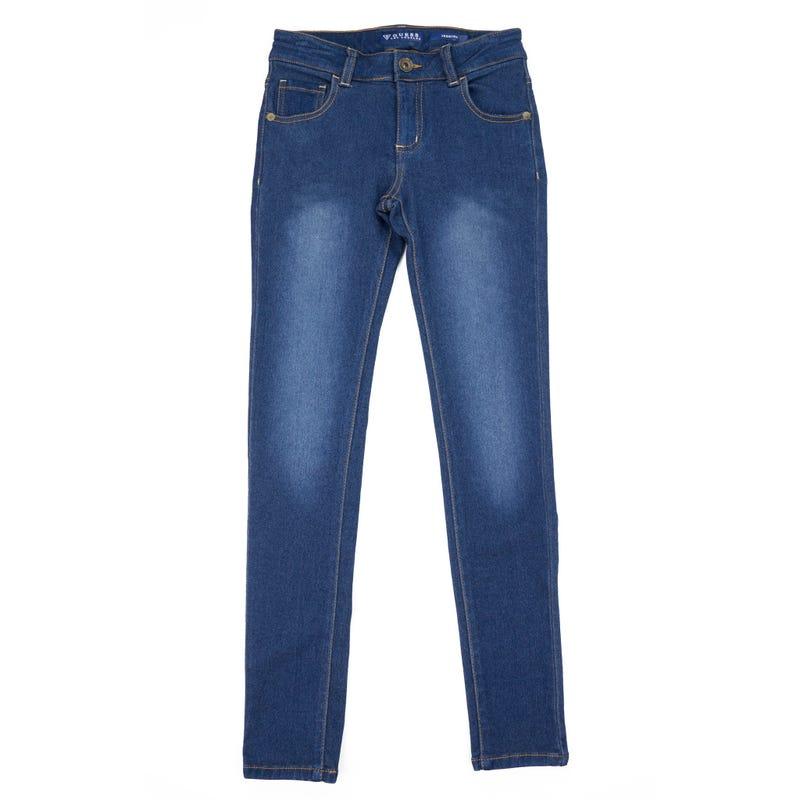 Jeans Basique 7-14ans