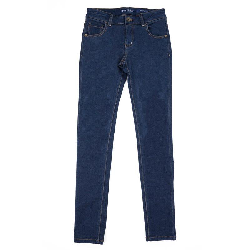 Jeans Basic Core 7-14ans