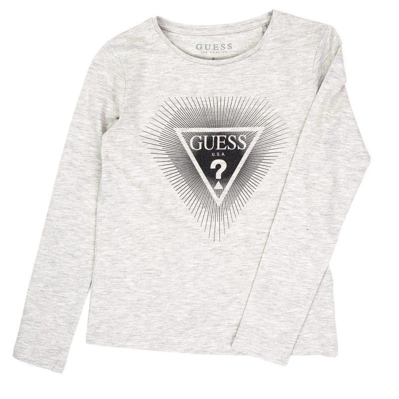 T-Shirt à Manches Longues Felin 7-14