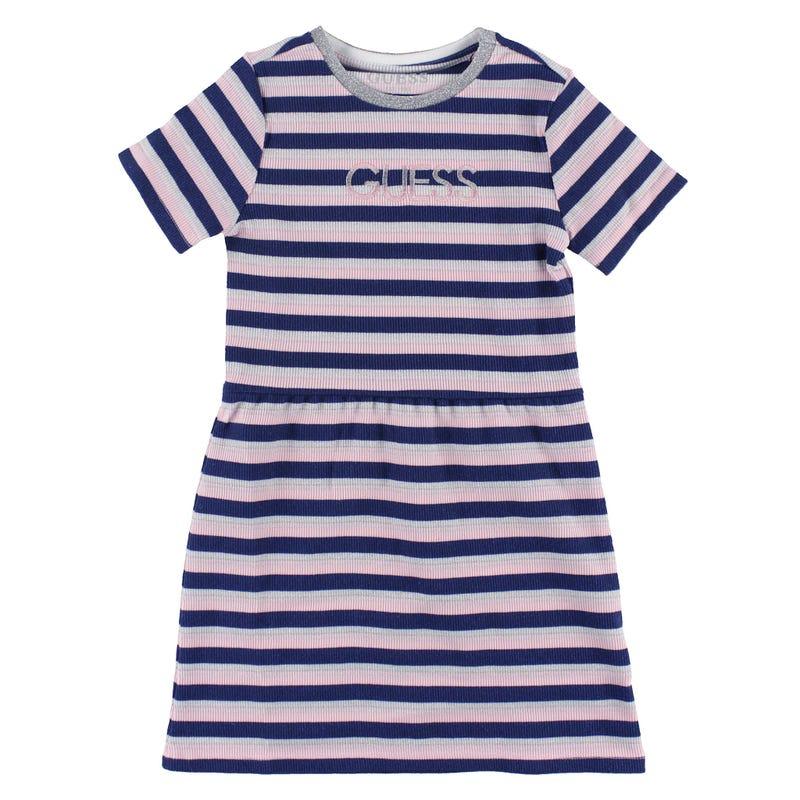 Lovely Striped Dress 2-6y