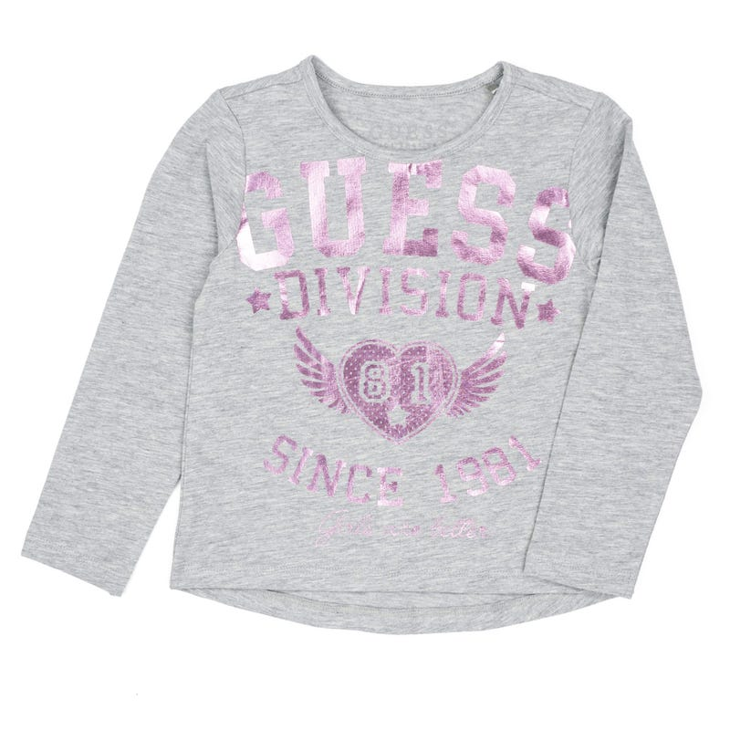 T-Shirt Manches Longues Chat 2-6ans