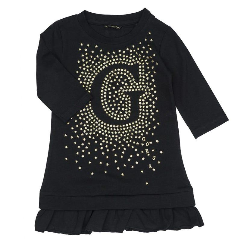 G Long Sleeves Dress 2-6y