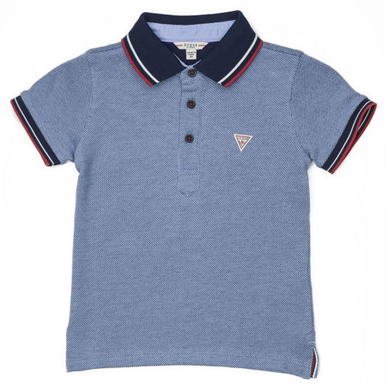 Short Sleeves Polo 2-6x