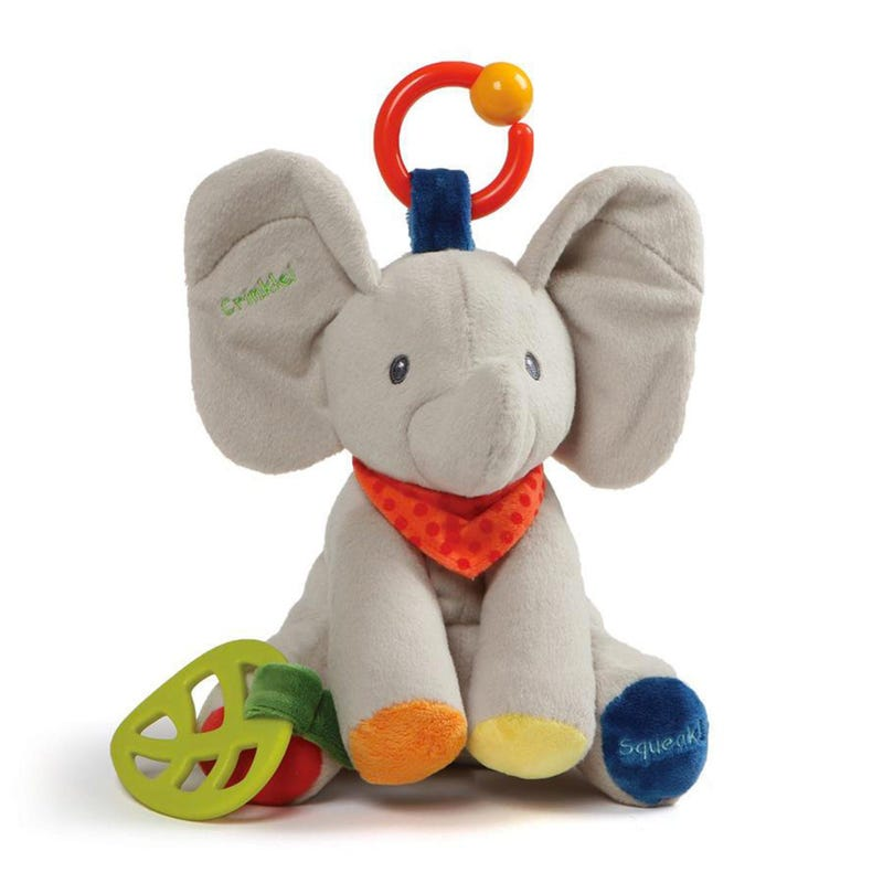 "Elephant Jouet 8.5"""