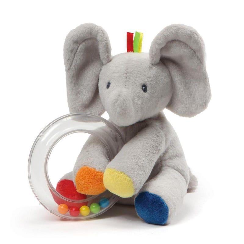Elephant Hochet