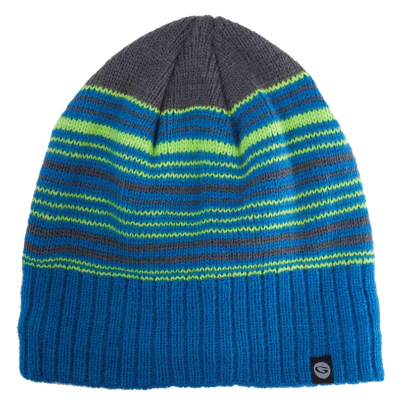 Stripes Knit Beanie 7-16y