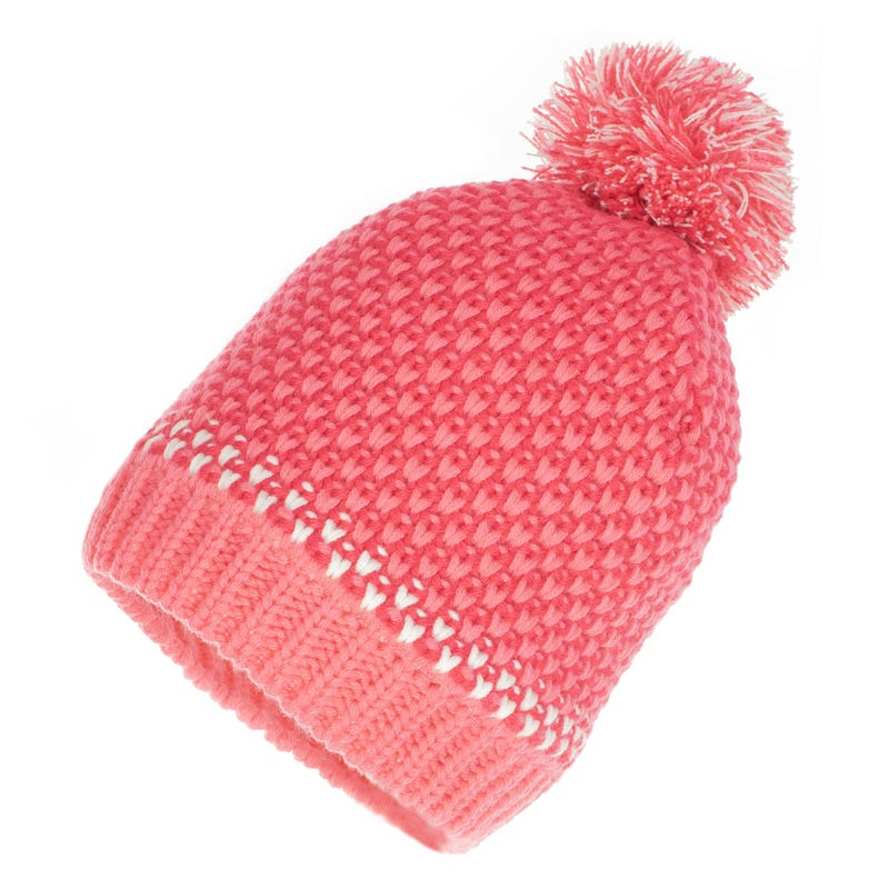 Knit Pompom Beanie 12m-3x