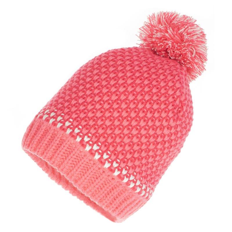 Knit Pompom Beanie 4-6x