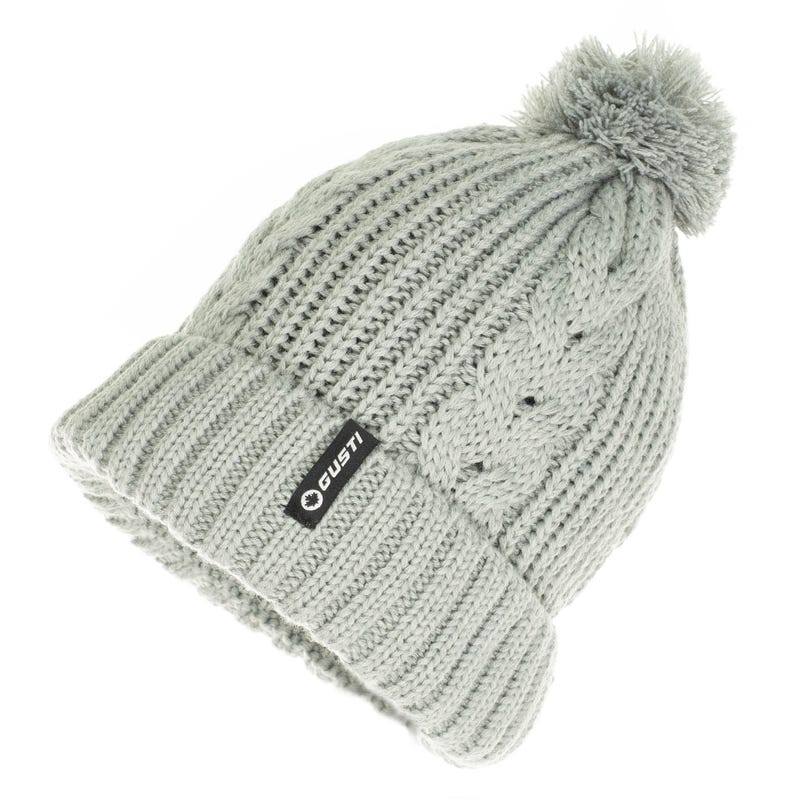 Cable Knit Beanie 4-6x