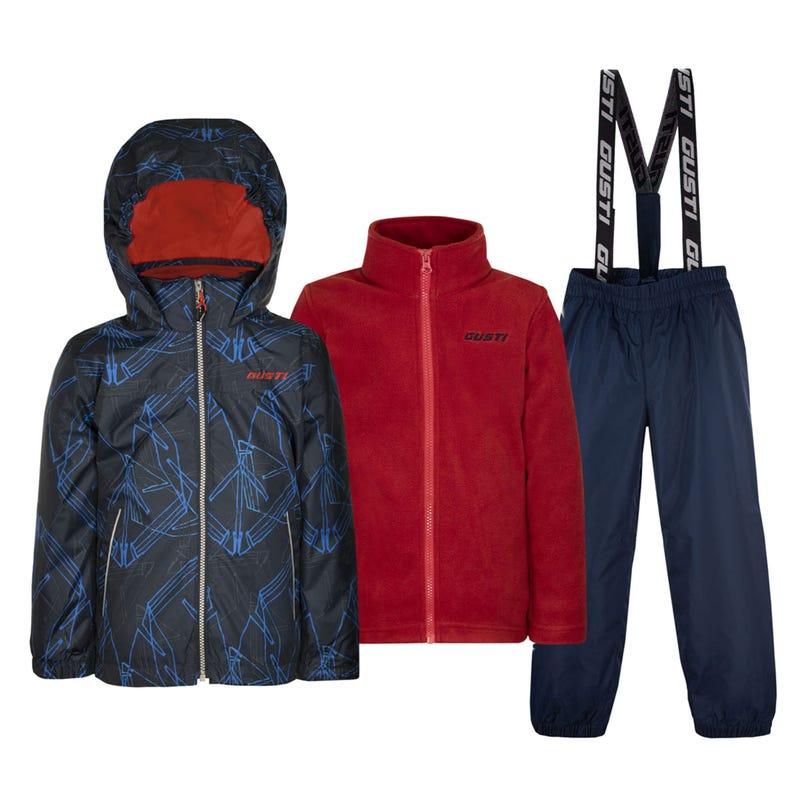 3 in 1 Brady Outerwear 12-24m