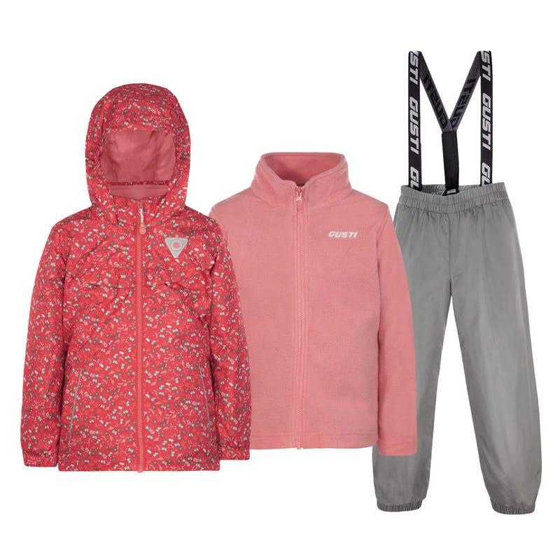 3 in 1 Caroline Outerwear 4-6y