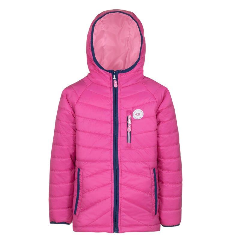 Hodele Puffy Jacket 4-6x