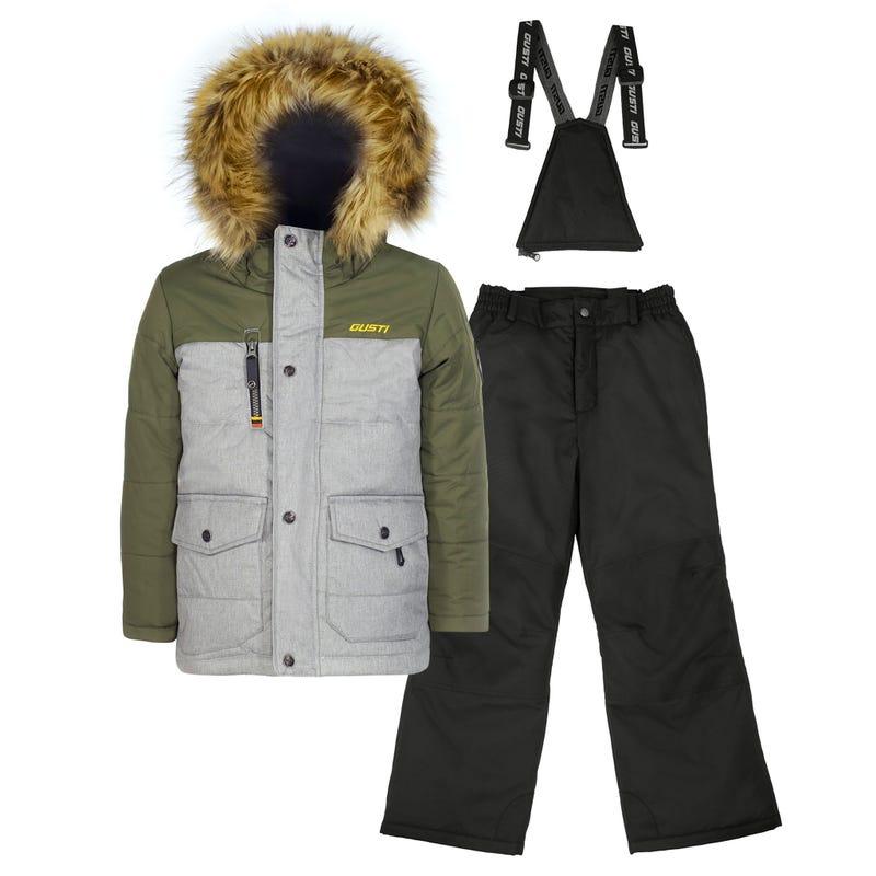 Elan Snowsuit 7-14