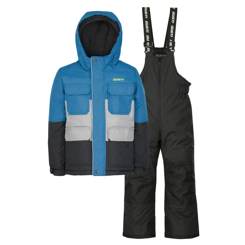 James Snowsuit 4-6x