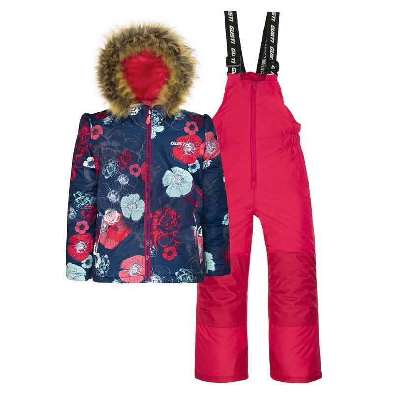 Novalie Snowsuit 4-6x
