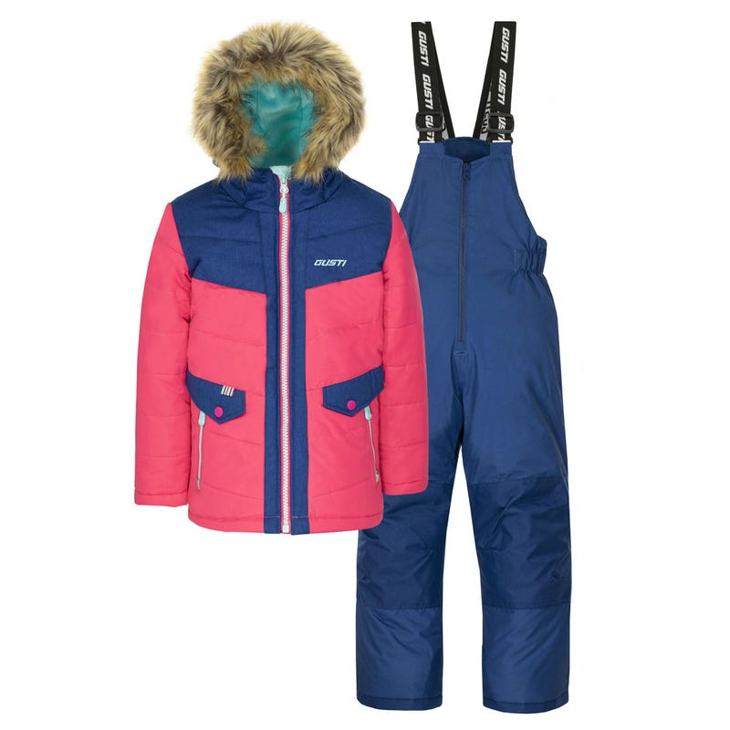 Uvania Snowsuit 4-6x