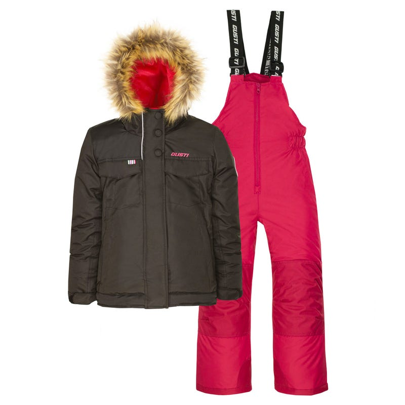 Evna Snowsuit 2-3x