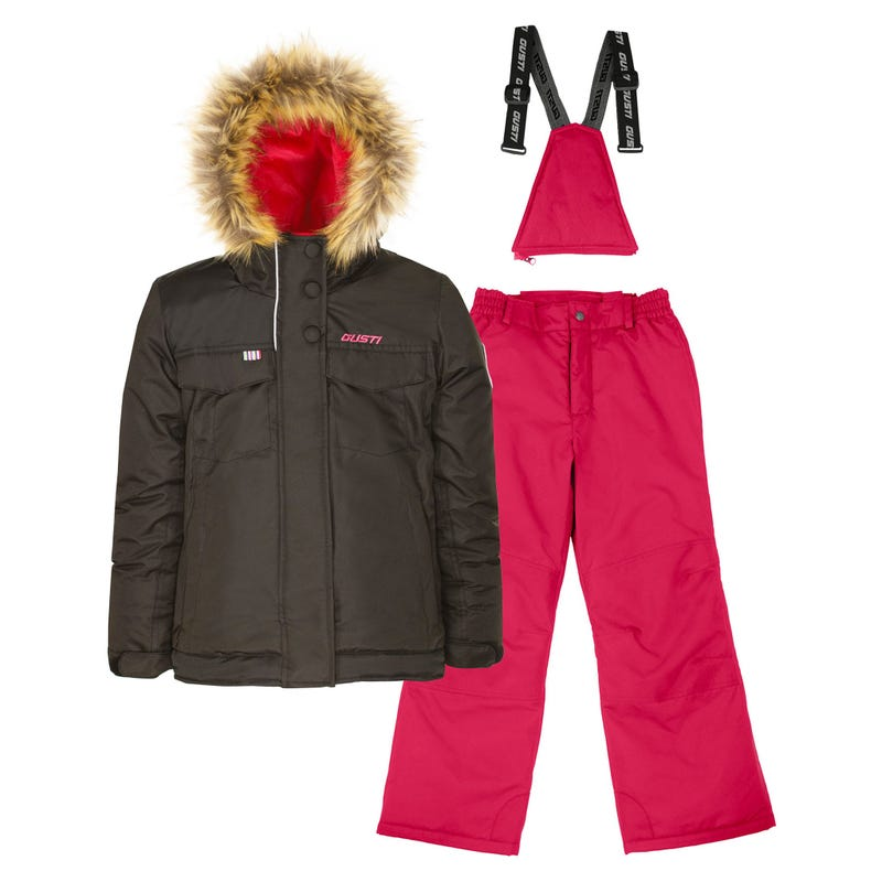 Evna Snowsuit 7-14