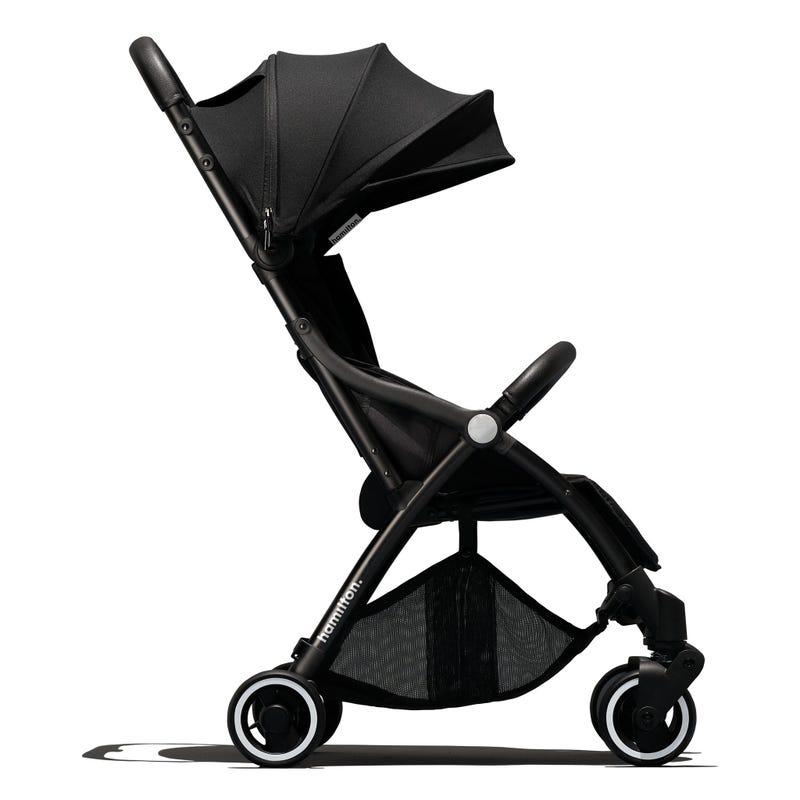 One Prime Cabin Size Stroller -  Black