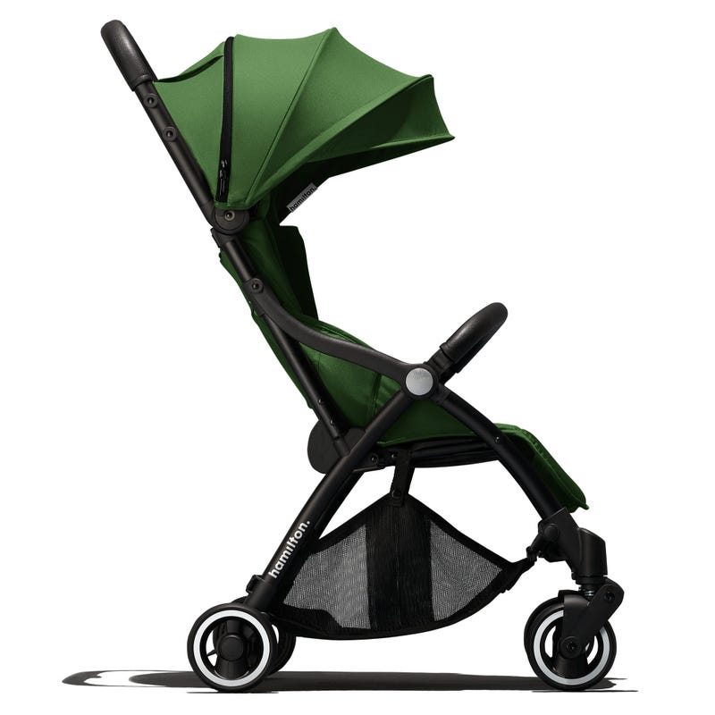One Prime Cabin Size Stroller - Green