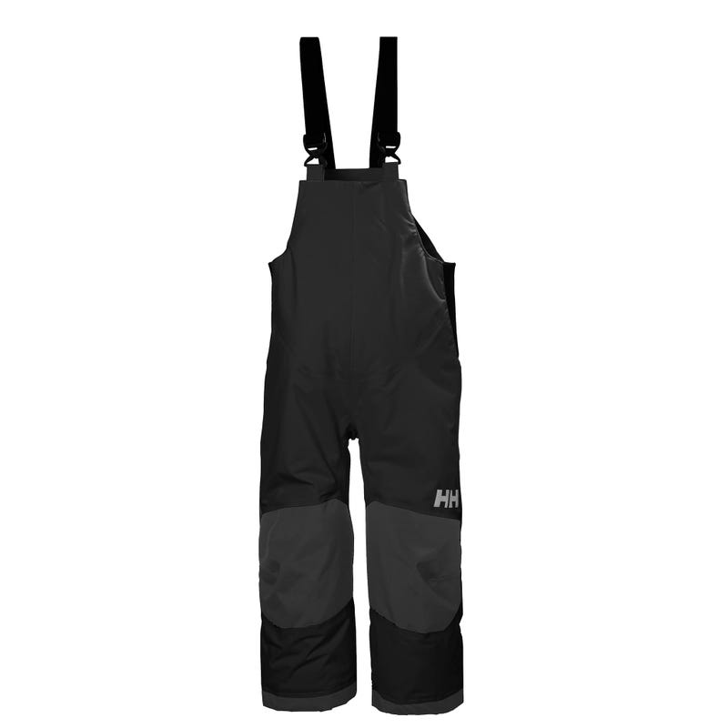 Rider Black Overall 8-12y