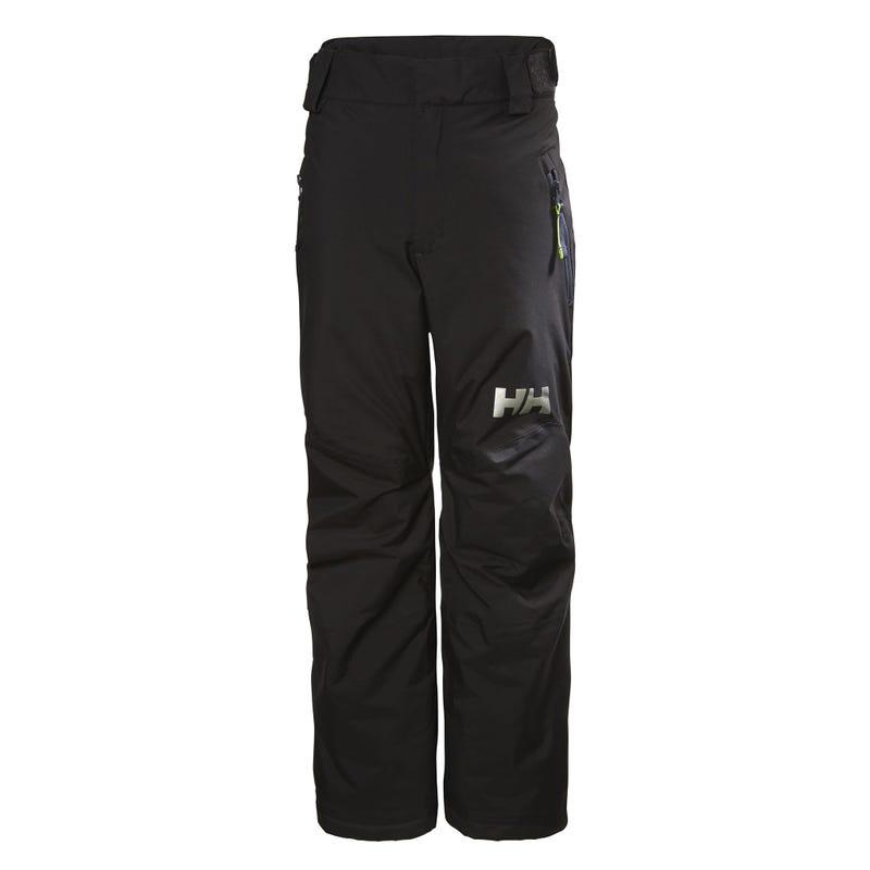 Pantalon Noir Legendary 8-14ans