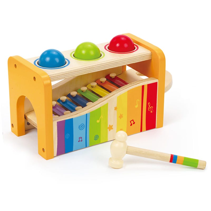 Pound and Tap Bench Xylophone Toy