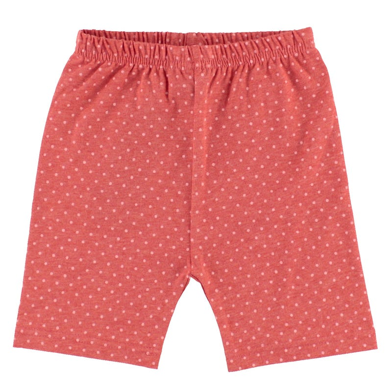 Dots Knee Leggings 2-8y