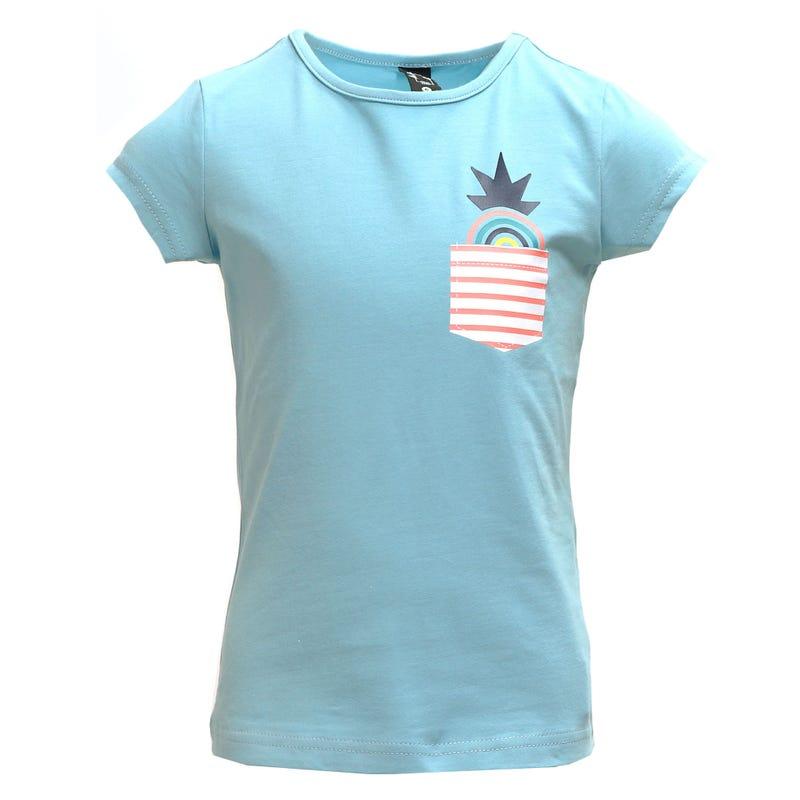 T-Shirt Arc-En-Ciel 2-8ans