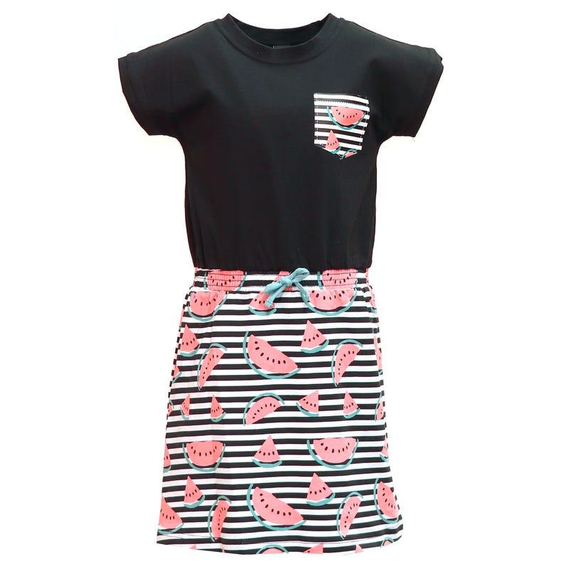 Watermelon Dress 2-8y