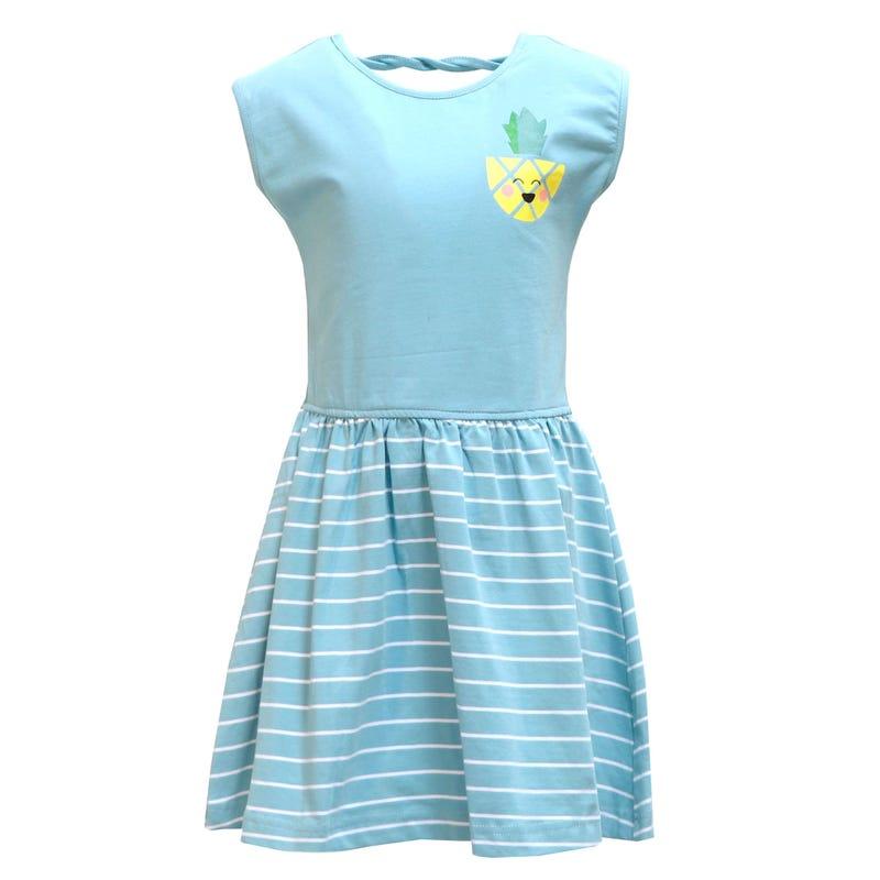 Pineapple Dress 2-8y