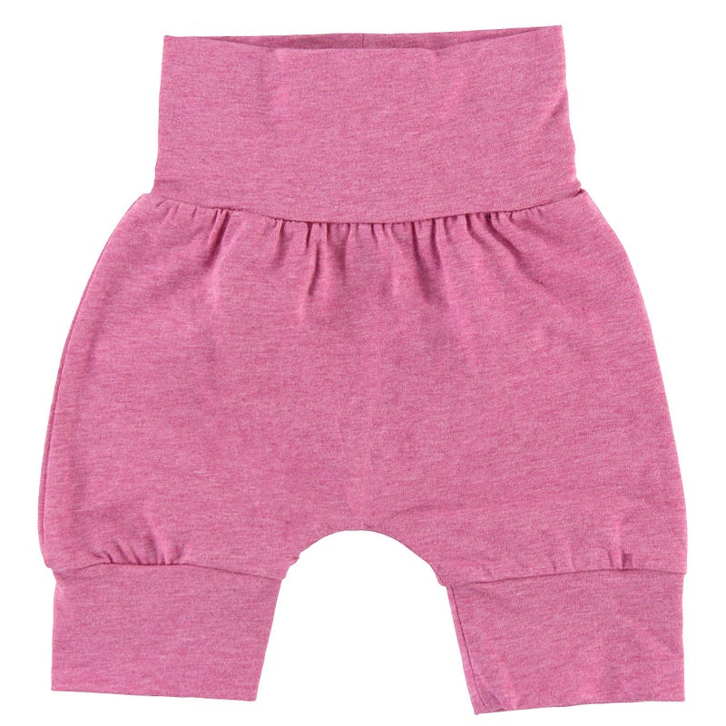 Solid Evolutive Shorts 3-24m