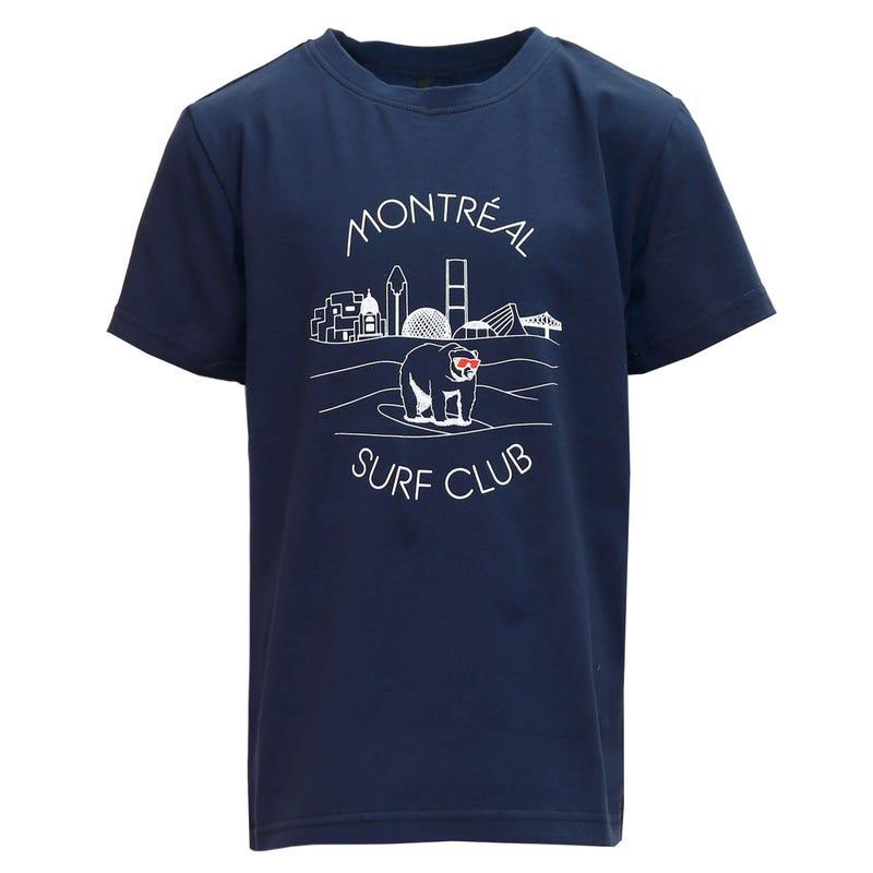 T-Shirt Surf 2-8ans