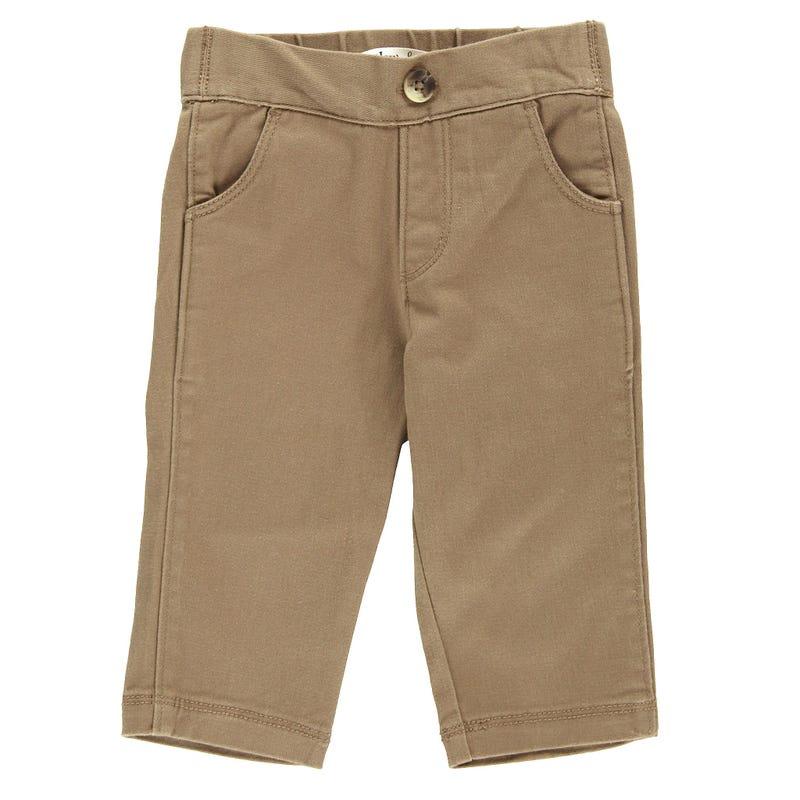 Mini Holiday Twill Pants 3-24m