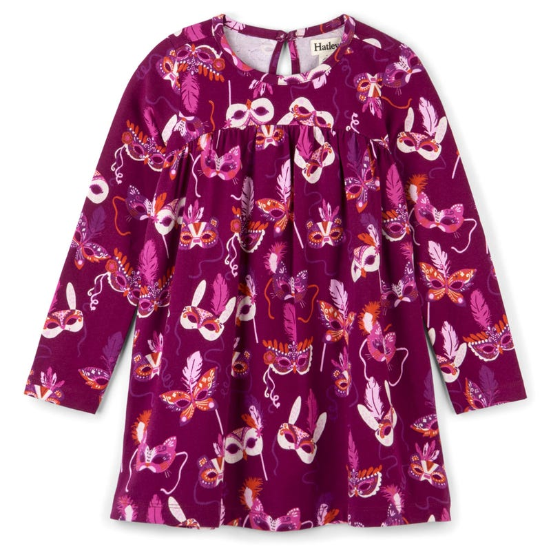 Robe Animal Mascarade 2-8ans