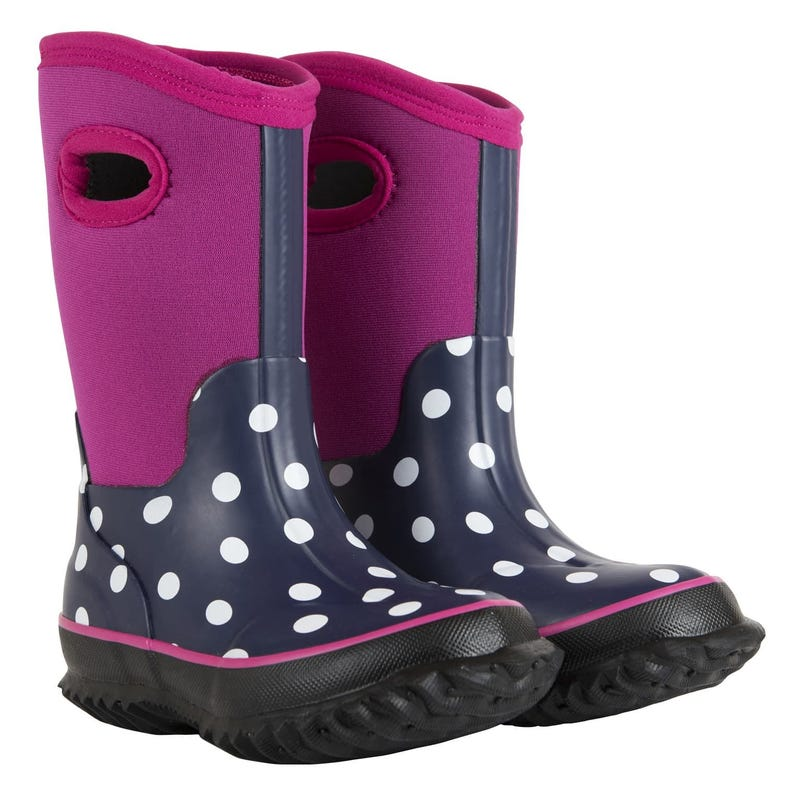 All-Weather Boot Dots 4-13