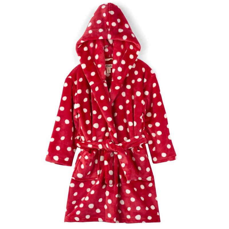 Holiday Dressing Gowns 2-8y