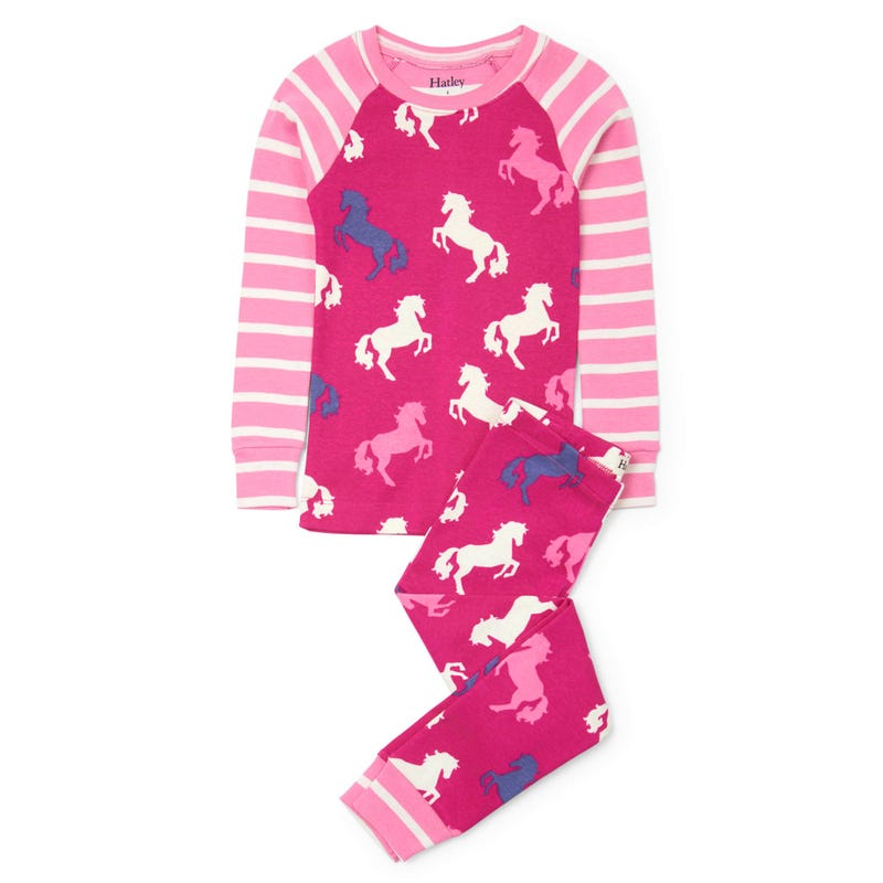 Horses Pajama 2-12
