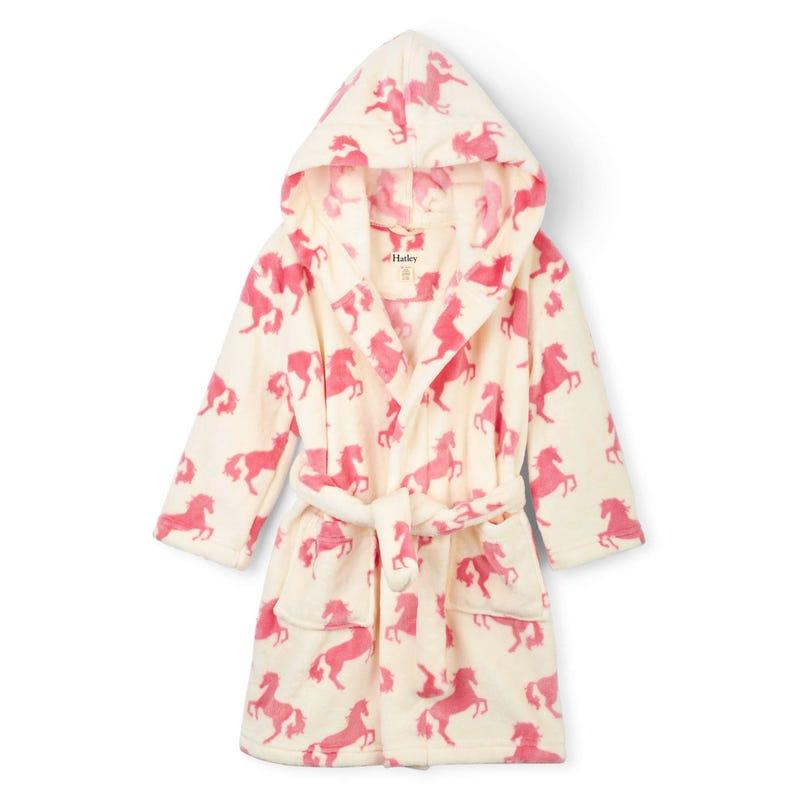 Robe De Chambre Chevaux 2-12ans