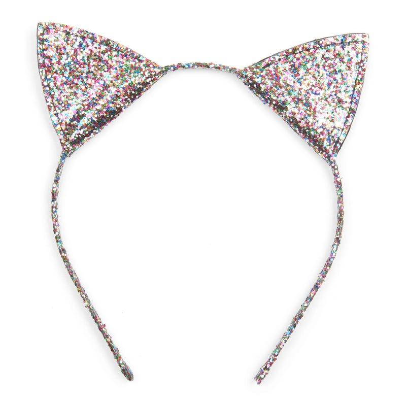 Kitty Ears Headband 4-7y