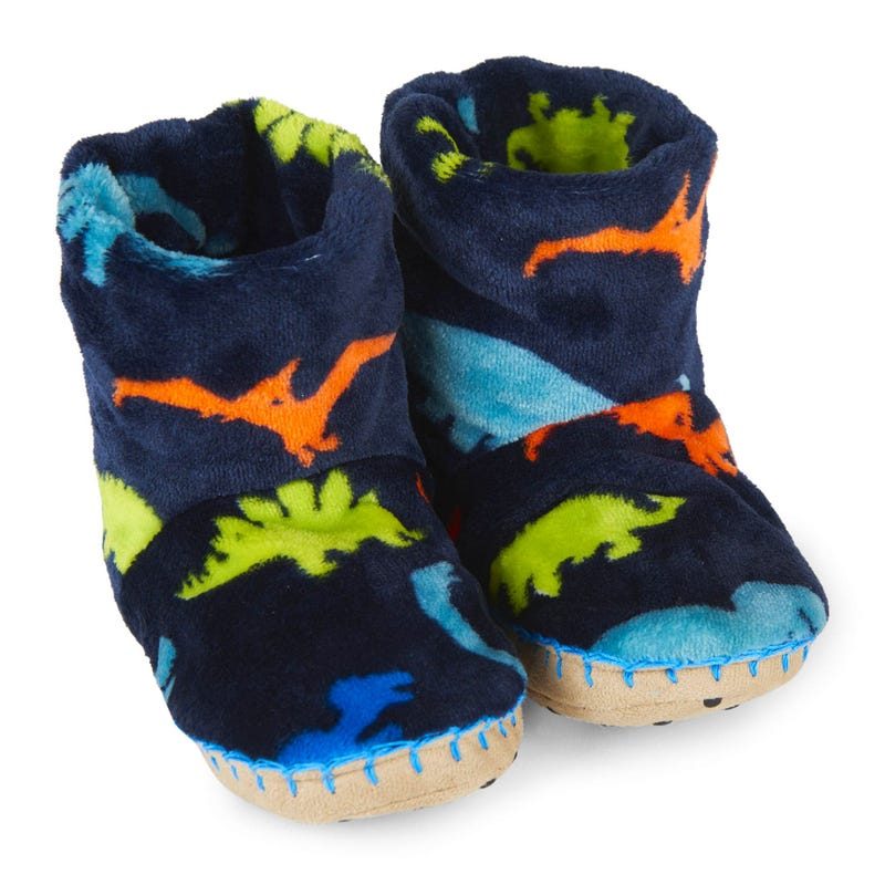 Dino Slippers 2-8