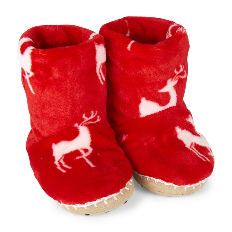 Deer Slippers 2-8