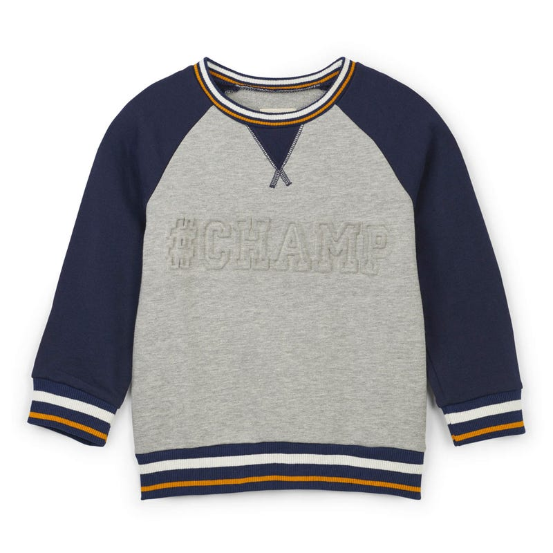 Dino Champ Sweatshirt 2-8