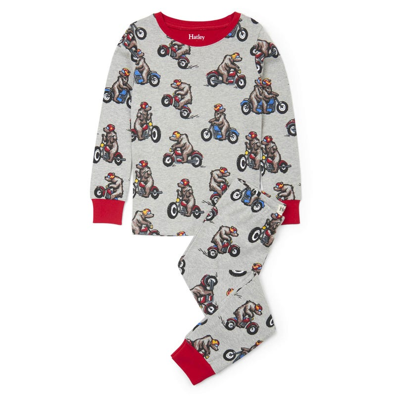 Bears Pajama 2-8
