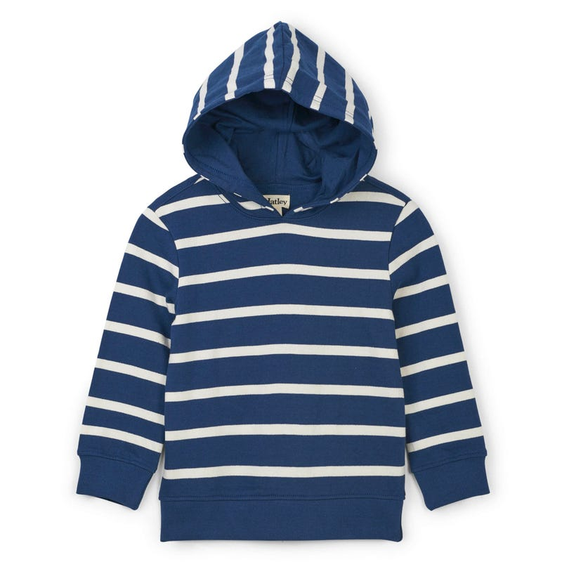 Dino Striped Hoody 2-8