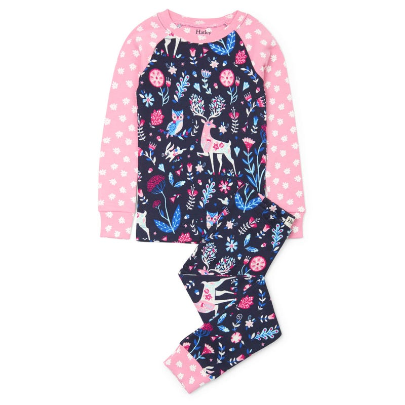 Nordic Forest Pajama 2-12